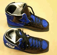 WHD shoes for rifle shoes for rifle shooting size 47