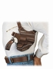 Sickinger holster voor Multi Vario schouderholsterset  1911