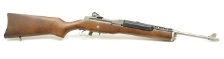 Large bore rifle (center fire)