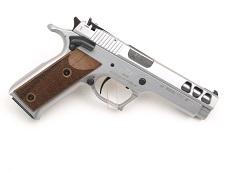 Centre fire pistols