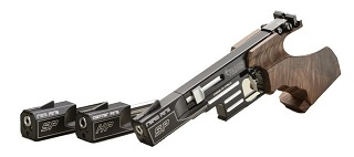 Kleinkaliber pistolen