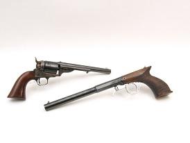 Replica Hystorische vuistvuurwapens